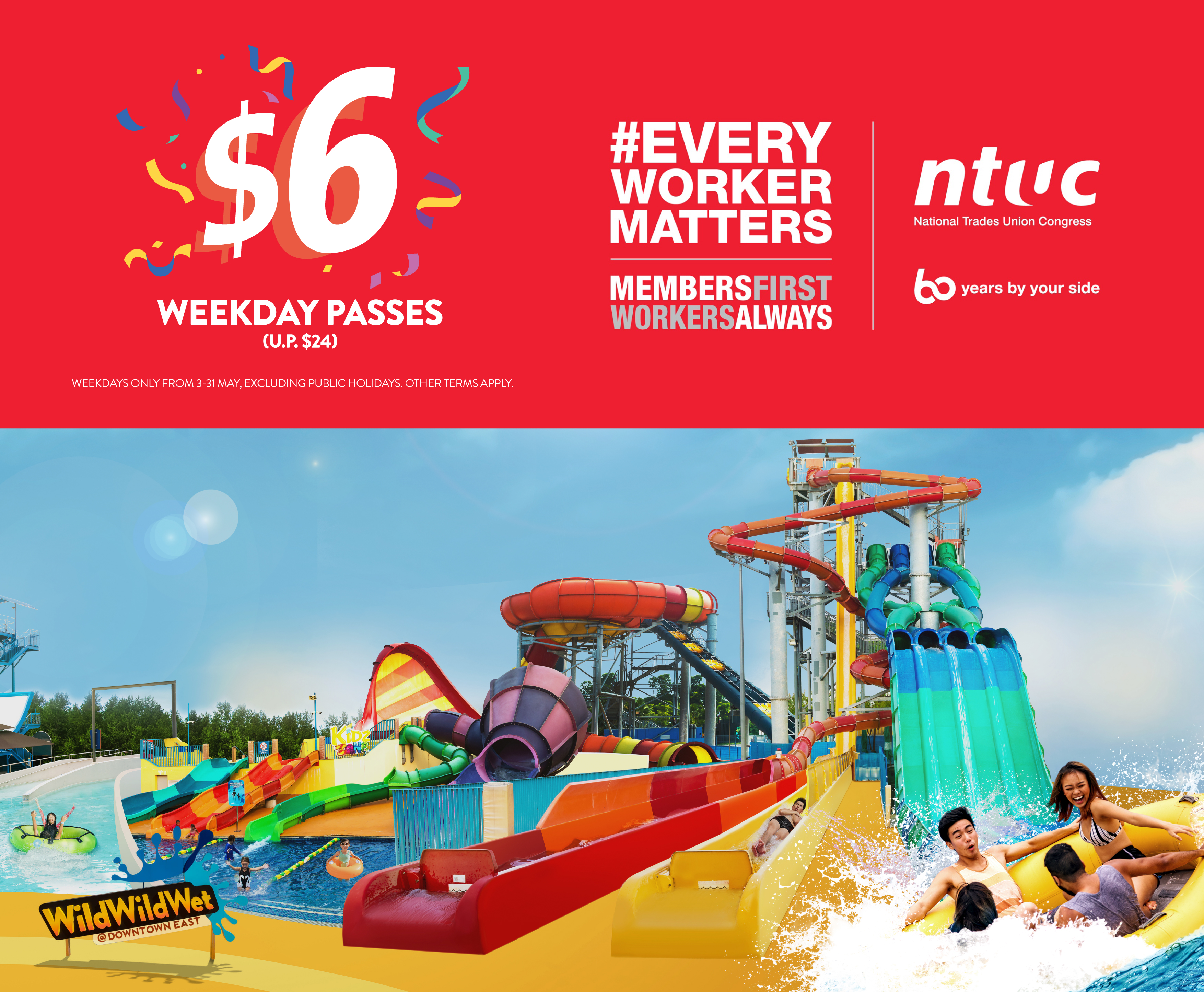 NTUC60 6 DP Website